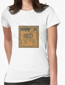 Trojan Horse Womens Fitted T-Shirt
