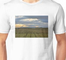 Stormy Vineyard Unisex T-Shirt