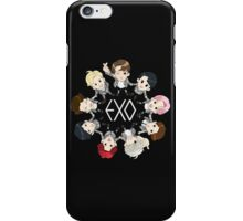 EXO cartoon iPhone Case/Skin