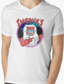 Swerve's Mens V-Neck T-Shirt