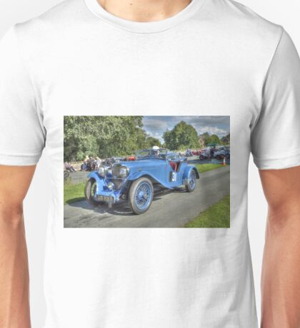 Lagonda Rapier sports car Unisex T-Shirt