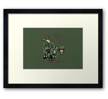 C 52 Long Range Surveillance Framed Print
