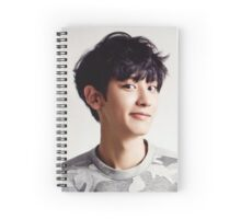 park chanyeol Spiral Notebook