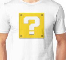 Super Mario Bros cube Unisex T-Shirt