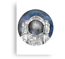 Cosmic Dust Canvas Print