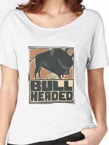 Bullheaded Women's Relaxed Fit T-Shirt