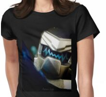 Laser Mech Womens Fitted T-Shirt