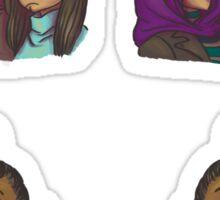 Femi + The Hijabi Girl Gang Sticker