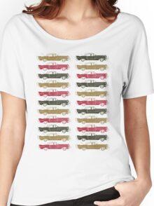 Cadillac Fleet Women's Relaxed Fit T-Shirt
