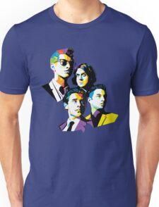 Arctic Monkeys Pop Unisex T-Shirt
