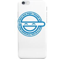Best Quality Ghost in the Shell Laughing Man Logo super HD iPhone Case/Skin