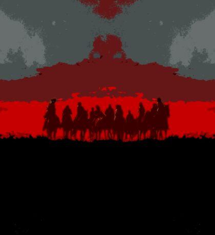 Blood Meridian Sticker
