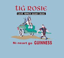GUINNESS VINTAGE GUINNESS IN IRISH GAELIC Unisex T-Shirt