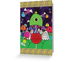 Shrooms Greeting Card