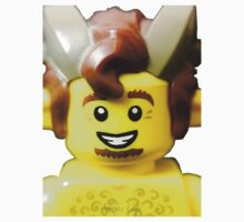 Lego Faun minifigure One Piece - Long Sleeve