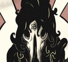 Death - Sinking Wasteland Tarot Sticker