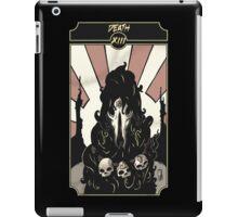 Death - Sinking Wasteland Tarot iPad Case/Skin