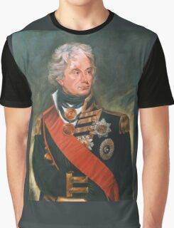 Lord Nelson Graphic T-Shirt