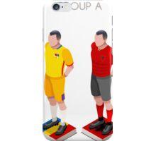 EURO 2016 Championship GROUP A iPhone Case/Skin