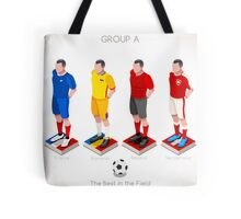 EURO 2016 Championship GROUP A Tote Bag