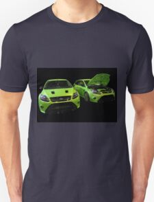 Two Green Focus RS Unisex T-Shirt