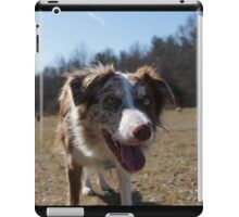 Commissioned Dog Demo 1 iPad Case/Skin