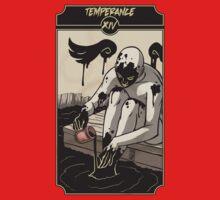 Temperance - Sinking Wasteland Tarot One Piece - Long Sleeve