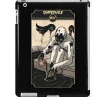 Temperance - Sinking Wasteland Tarot iPad Case/Skin