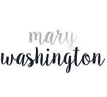 University of Mary Washington Photographic Print