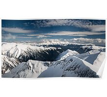 Just mountains Poster