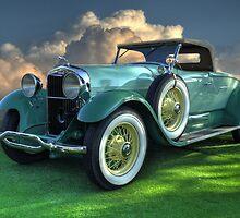 Lincoln 1930 Sport Roadster by John E Adams