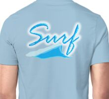 SURF, Surfer, Surfing, Wave, Wave Riding, body boarding,  Unisex T-Shirt