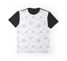 Delicate flowers of clover Graphic T-Shirt