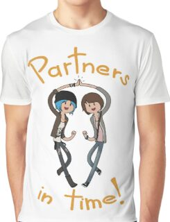 Partners in time! Graphic T-Shirt