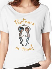 Partners in time! Women's Relaxed Fit T-Shirt