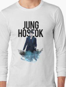 Hoseok Water Color Long Sleeve T-Shirt
