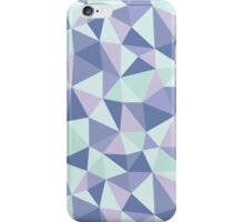 Origami Glacial iPhone Case/Skin