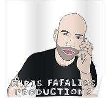 Chris Fafalios Productions! Poster