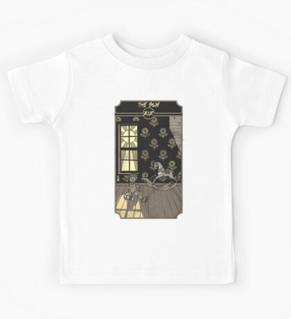 The Sun - Sinking Wasteland Tarot Kids Tee