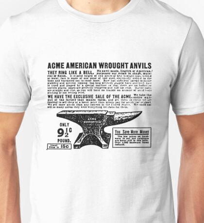 ACME - Anvils Unisex T-Shirt