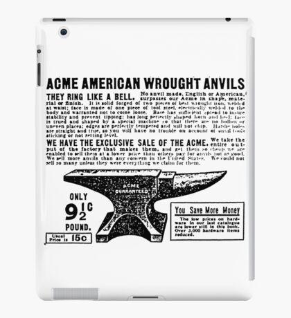 ACME - Anvils iPad Case/Skin