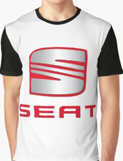 Seat logo Graphic T-Shirt