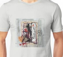 Abstract Characters  Unisex T-Shirt