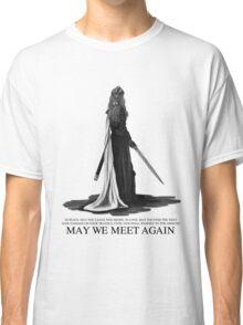 LEXA - May We Meet Again. (the 100) Classic T-Shirt