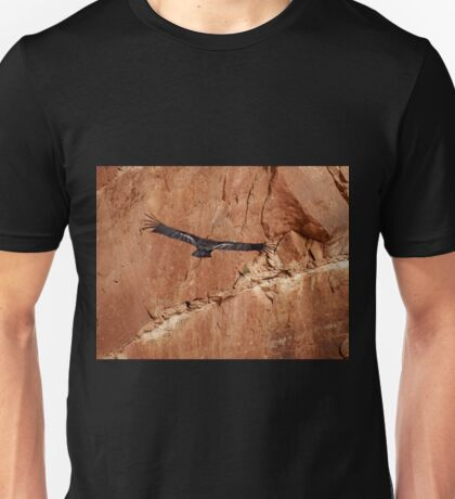 California Condor in the Wild 10 - In Flight Unisex T-Shirt