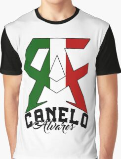 Canelo Alvares Graphic T-Shirt