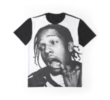 A$ap Rocky  Graphic T-Shirt