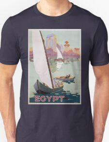 Vintage famous art - Hashim - Egypt Poster Unisex T-Shirt