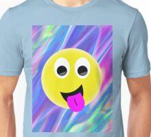 emoji hologram Unisex T-Shirt