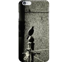 The Back Green iPhone Case/Skin